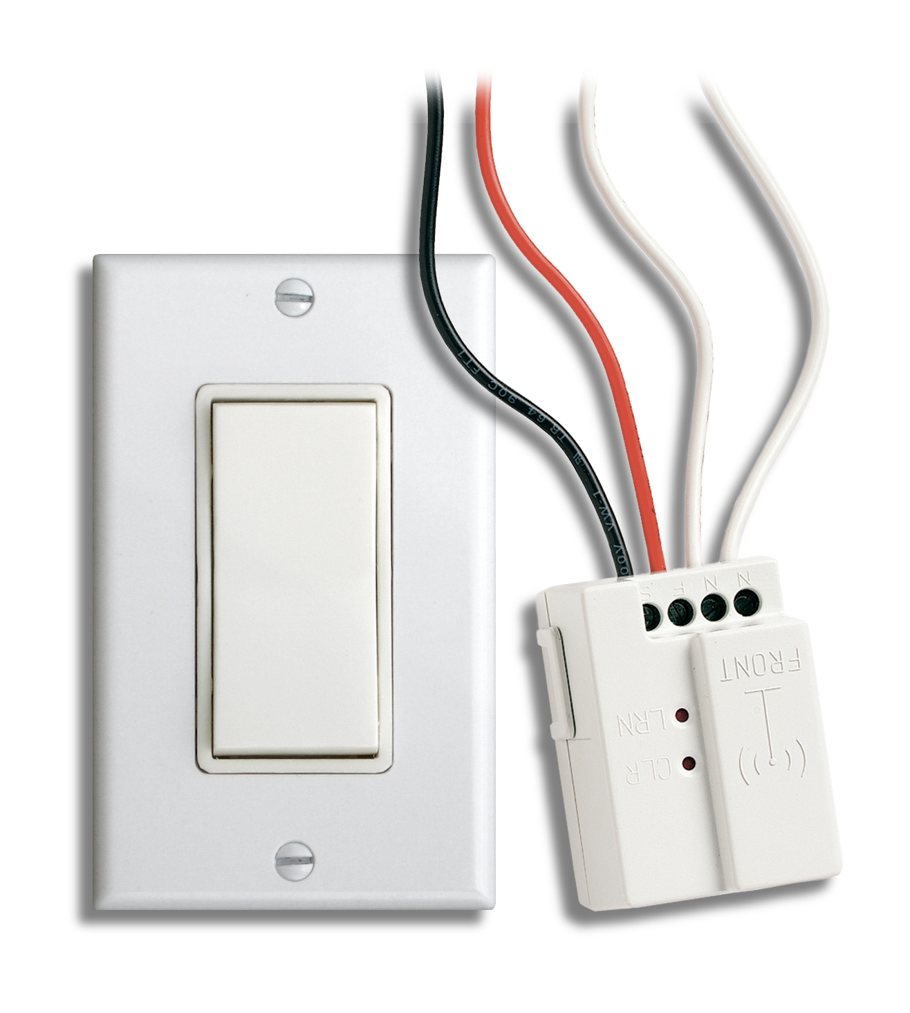 Self Powered Wireless Light Switch Transcends Remodeling Barriers Wiring A To Another High Res